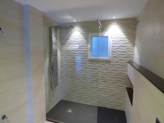 reforma baño en Santutxu